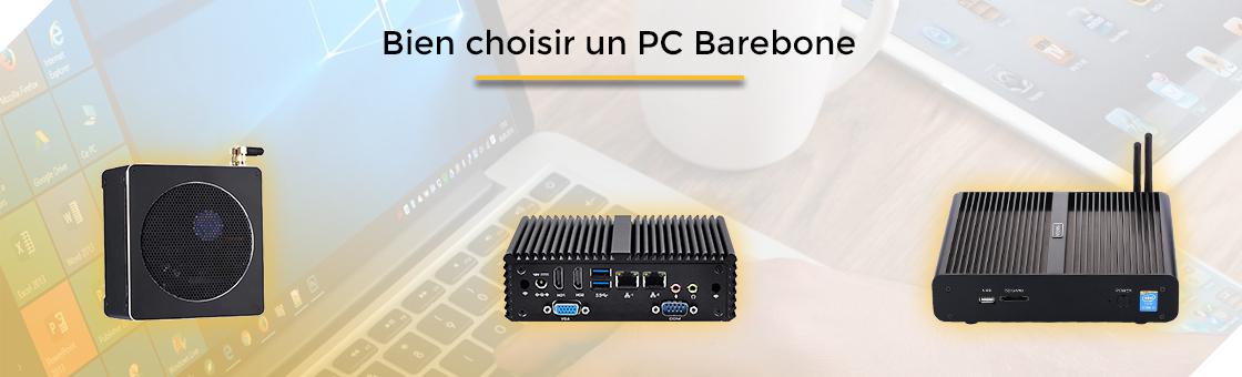 Bien choisir un PC Barebone